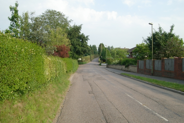 Sidmouth Road, Ottery St Mary
