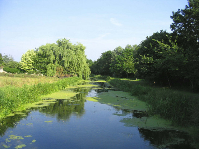 Great Ouse River - Olney