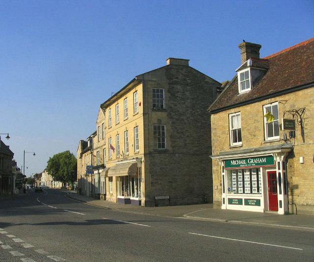 Olney High Street