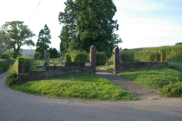 Sidbury cemetery