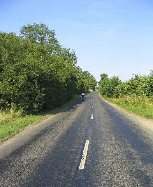 Hot road!