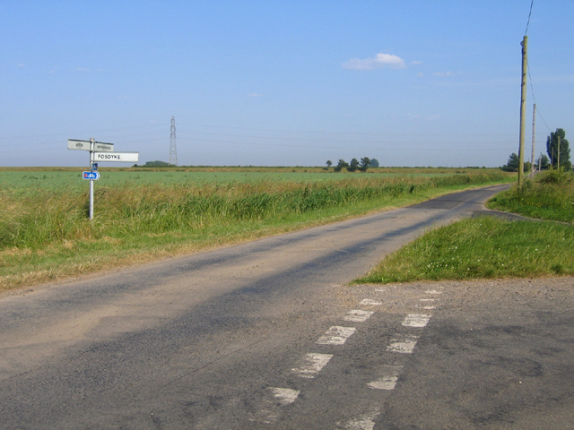 Marsh Road, Kirton, Lincs