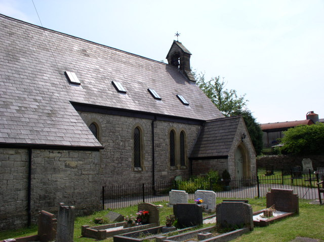St David's, Eryrys