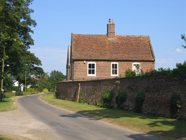 Cotton Hall, Frampton, Lincs