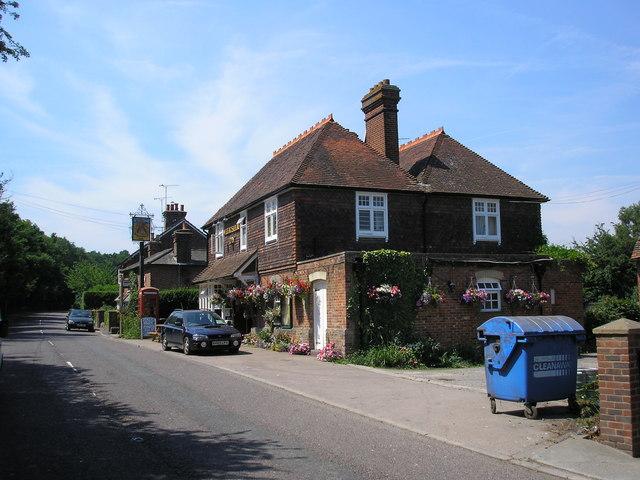 The 'Wheatsheaf', Marsh Green, Kent
