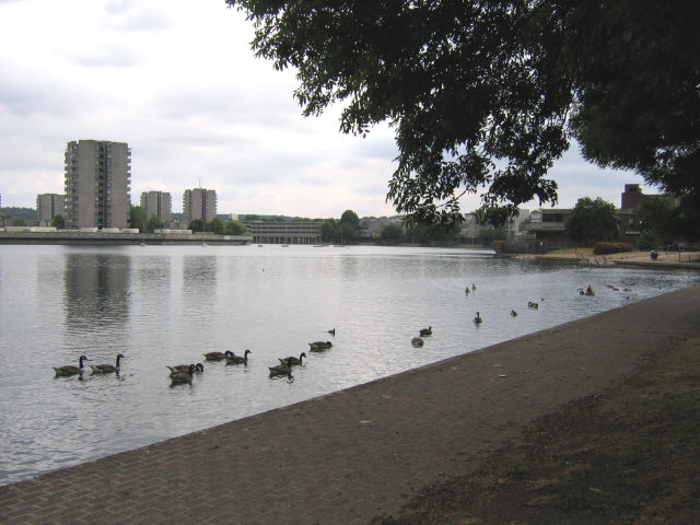Southmere, Thamesmead