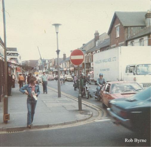 Market Street Eastleigh 1980 Rob Byrne Cc By Sa 2 0