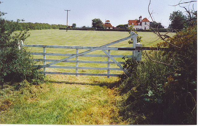 South House Farm, Maldon.