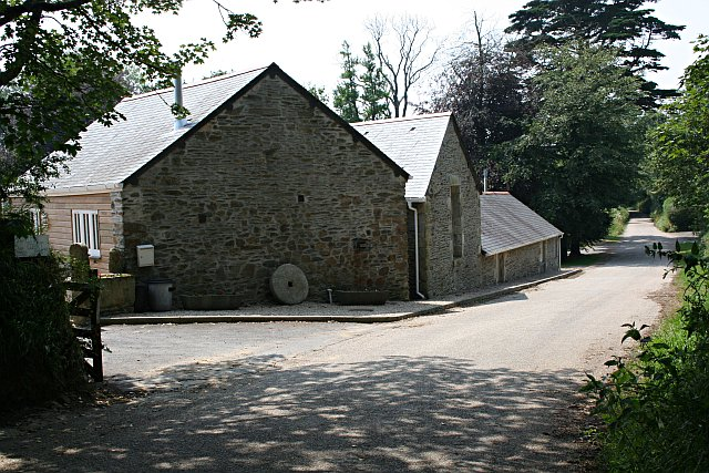 Converted Farm Buildings