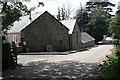 SW8950 : Converted Farm Buildings by Tony Atkin