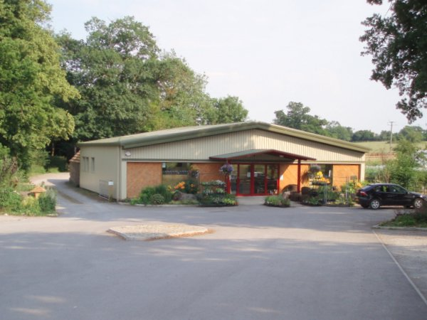 Tortworth Estate farm shop