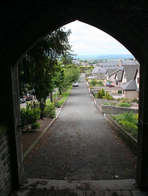 Reid Park Road