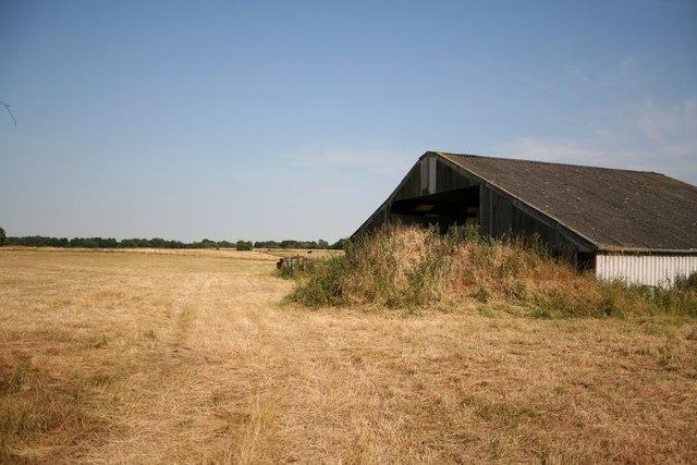 View from Sandycroft Farm
