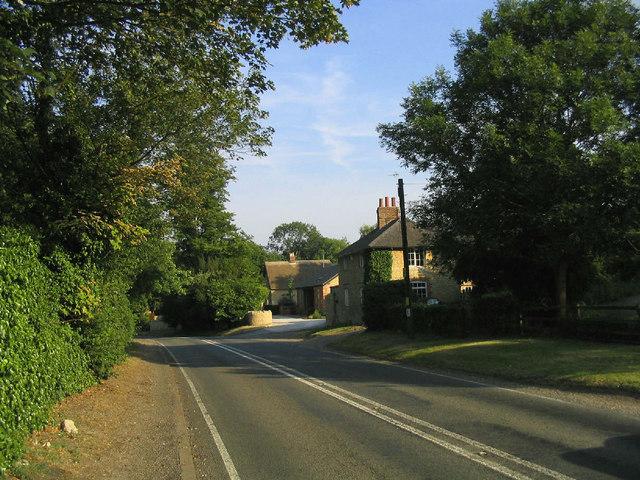 Gayhurst near Newport Pagnell