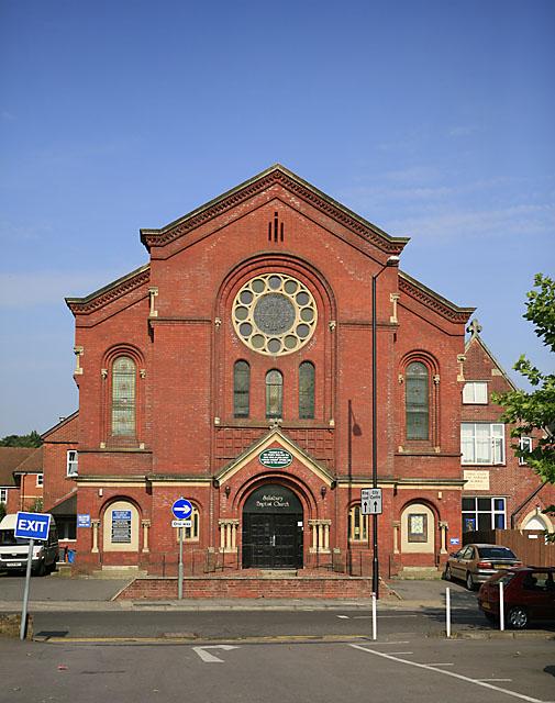 Baptist Church, Brown Street, Salisbury