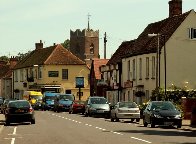 Thorpe-le-Soken, Essex