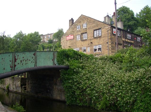 The Navigation Inn, Sowerby Bridge