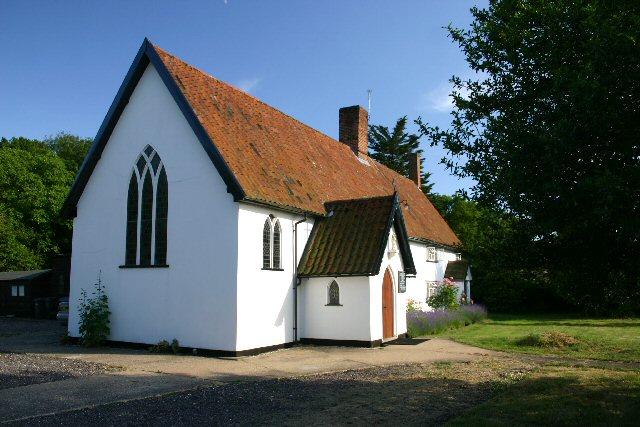 Catholic church, Lawshall