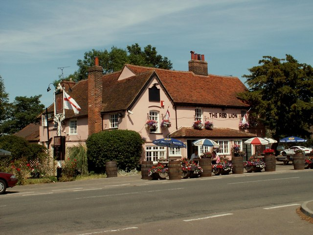 'The Red Lion' inn, Kirby-le-Soken, Essex