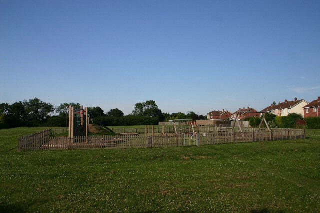 Lawshall playing field