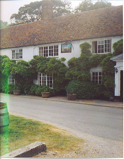The White Horse, Chilgrove.