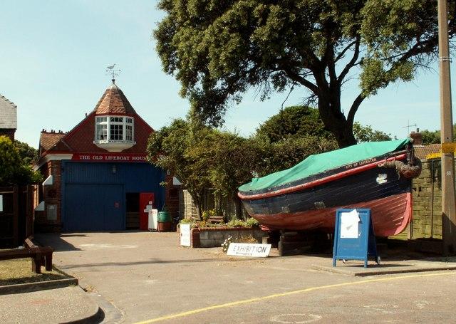 Walton Maritime Museum, Walton-on-the-Naze, Essex