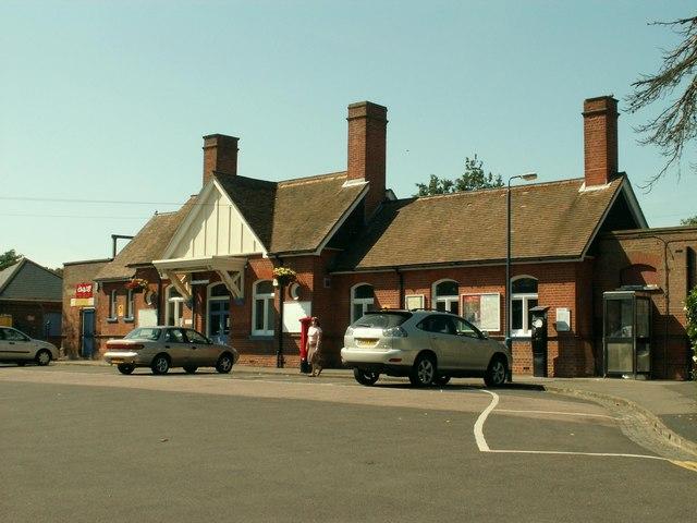 Railway Station, Frinton-on-Sea, Essex