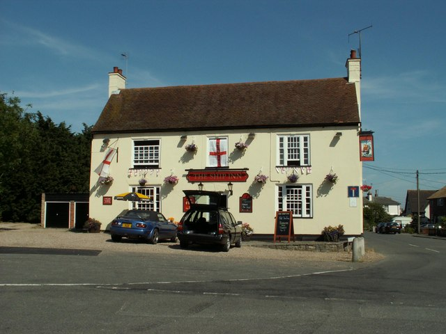 'The Ship Inn', Great Holland, Essex