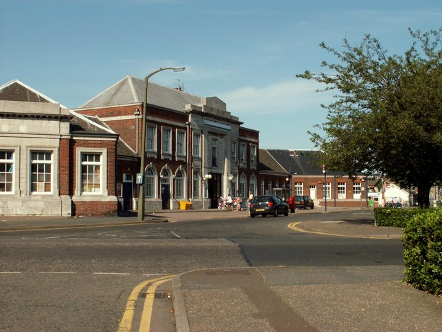 Railway Station, Clacton-on-Sea, Essex