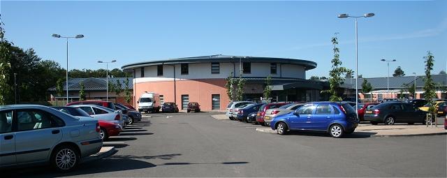 Whitehills Hospital