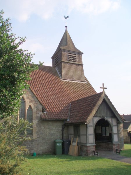 St John's church, Charfield