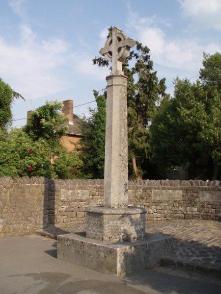 War Memorial, Charfield