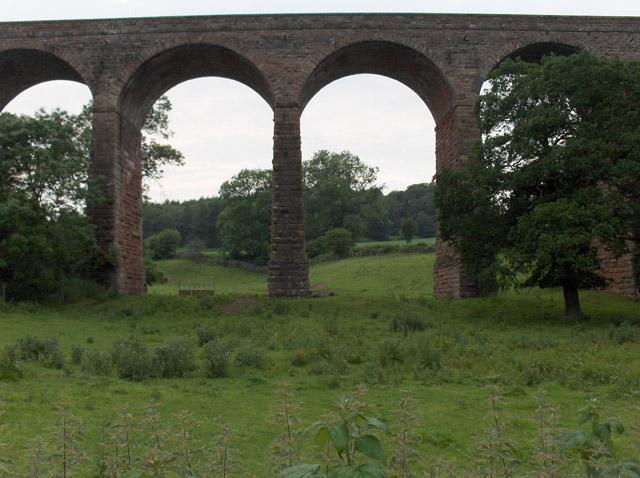 Viaduct near Armathwaite