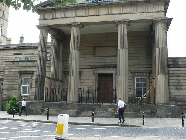 County Court, Wood Street, Wakefield