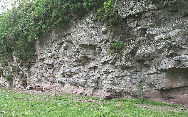 Aberlemno Quarry