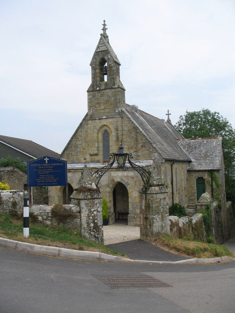 St. Levans, Porthpean