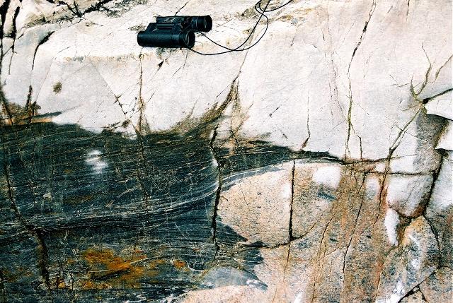 Intrusive Rocks, Glen Tilt