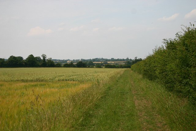 Byway to Tuffields Road