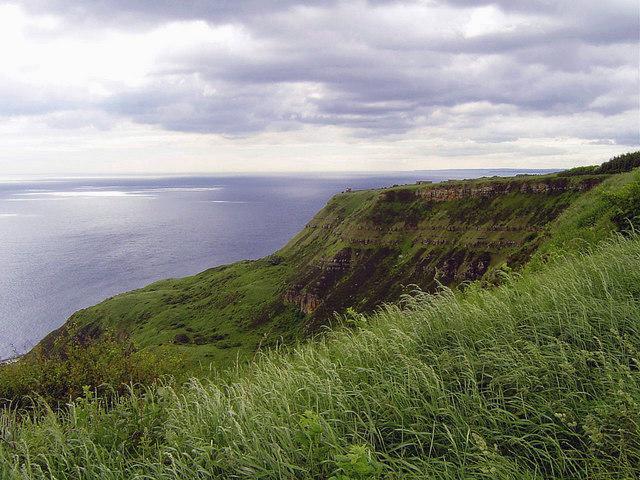 Ravenscar Coastline
