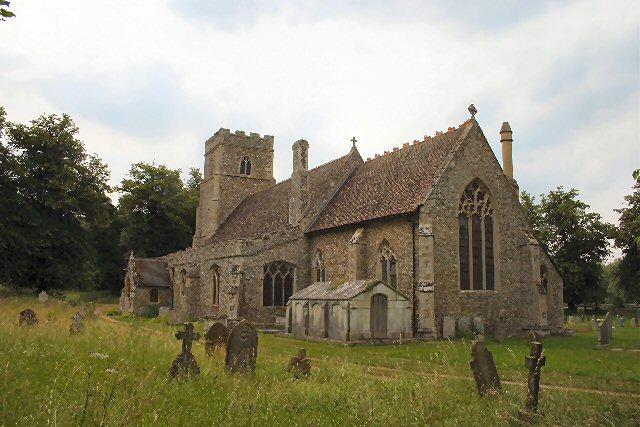 Shimpling Church