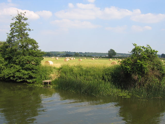 View over the Avon