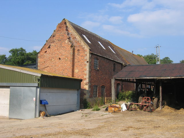 Gorsehill Abbey Farm