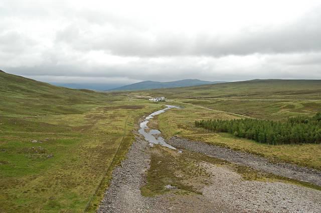 Glascarnoch River