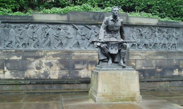 Scottish-American War Memorial