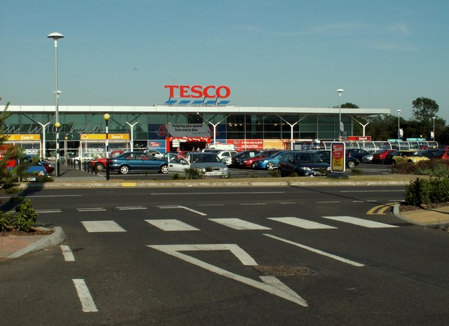 Tesco, Brook Retail Park, Great Clacton, Essex