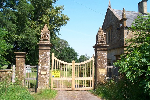 Odcombe Lodge Gatehouse, Montacute House
