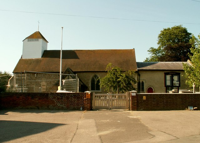 St. James' church, Little Clacton, Essex