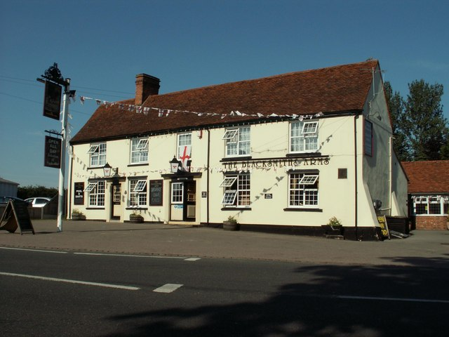 'The Blacksmiths Arms' inn, Little Clacton, Essex