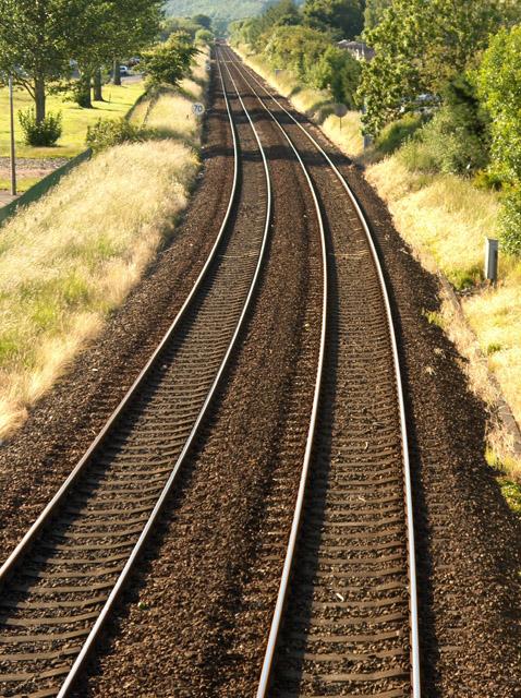 Railway, Cornton