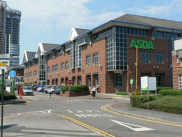 ASDA headquarters, Great Wilson Street, Leeds